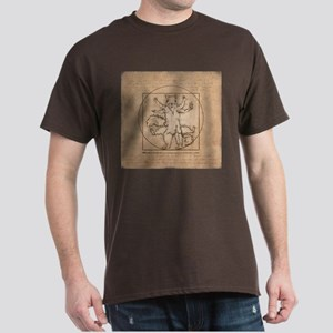 Vitruvian Squirrel T-Shirt